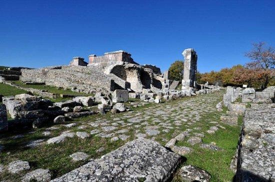 Carsulae romjai